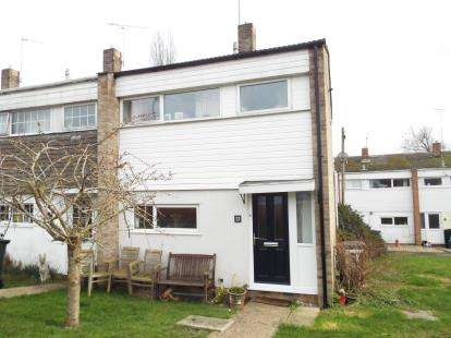 3 Bedrooms End Of Terrace House for sale in Wards Crescent, Bodicote, Oxfordshire, Oxon