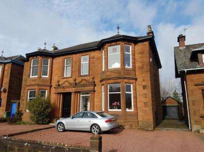 4 Bedrooms Semi Detached House for sale in Dundonald Road, Kilmarnock
