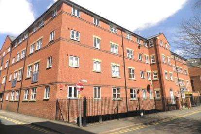 2 Bedrooms Flat for sale in Minster Court, 2 Lower Brown Street, Leicester