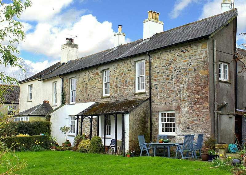 5 Bedrooms Cottage House for sale in Avonwick, South Brent, Devon