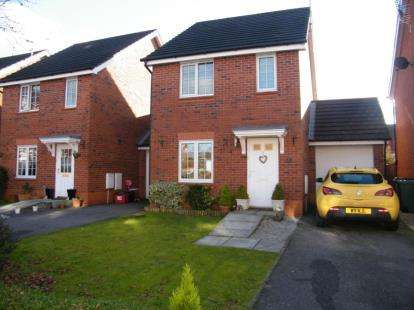 3 Bedrooms Detached House for sale in Delaisy Way, Winsford, Cheshire