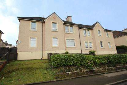 3 Bedrooms Flat for sale in Coronation Place, Gartcosh, Glasgow, North Lanarkshire