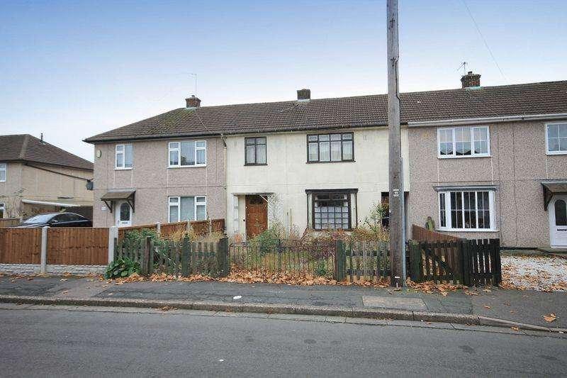4 Bedrooms Terraced House for sale in CRAWLEY ROAD, ALVASTON