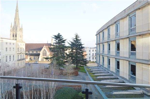 1 Bedroom Flat for sale in St. James North, 1 St. James Square, CHELTENHAM, Gloucestershire, GL50 3PY