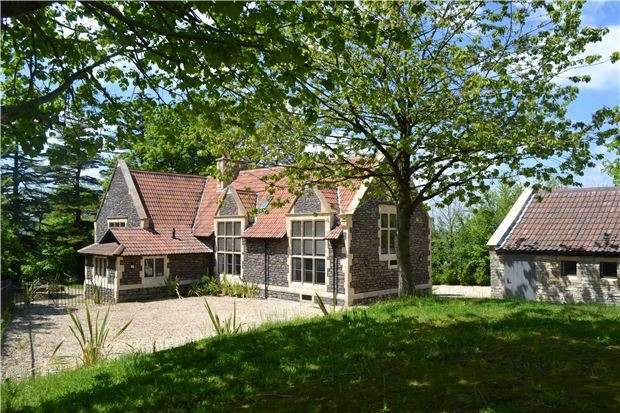 4 Bedrooms Detached House for sale in Upton Cheyney, Bitton, NR BATH
