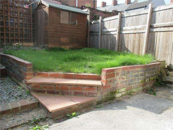 2 Bedrooms Terraced House for sale in Barnsley Road, Wombwell, BARNSLEY, South Yorkshire