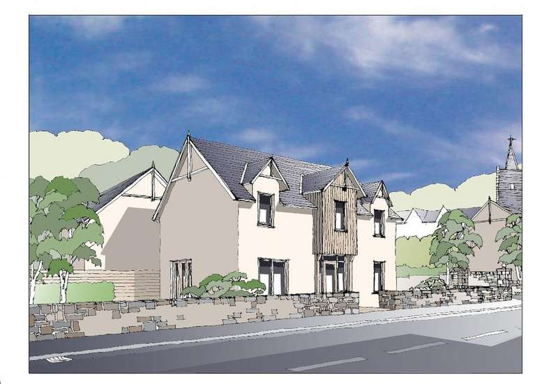 4 Bedrooms Detached House for sale in The Dochart, Perth Road, Little Dunkeld, Perthshire, PH8 0AA