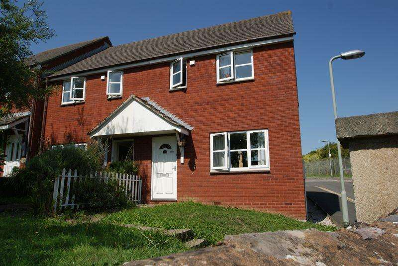 3 Bedrooms End Of Terrace House for sale in Very smart 3 bed end terrace in Castle Mount, EXETER
