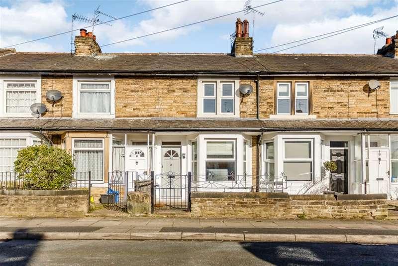 3 Bedrooms Terraced House for sale in Albert Road, Harrogate, HG1 4HX