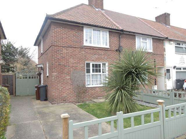 2 Bedrooms End Of Terrace House for sale in Halbutt Street, Dagenham, Essex, RM9 5AS
