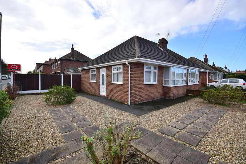 2 Bedrooms Semi Detached Bungalow for sale in Alexandra Road, Lytham St Annes, FY8
