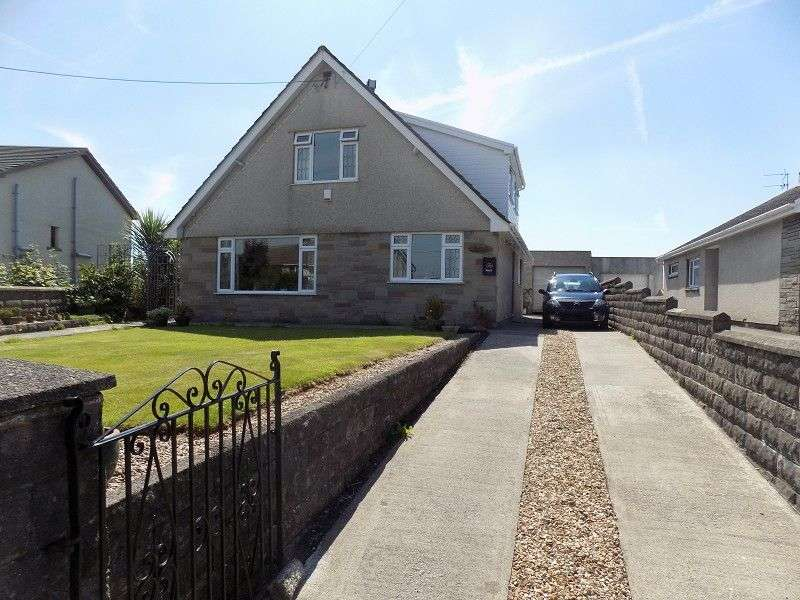 4 Bedrooms Detached House for sale in Heol Yr Ysgol , Coity, Bridgend. CF35 6BL