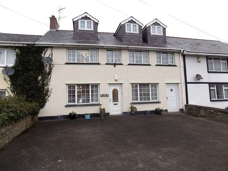 5 Bedrooms Terraced House for sale in The Laurels Main Road, Coychurch, Bridgend. CF35 5ES