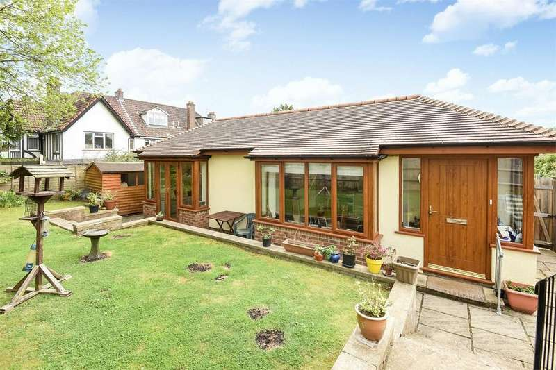 2 Bedrooms Detached Bungalow for sale in Stoke Paddock Road, Stoke Bishop, Bristol