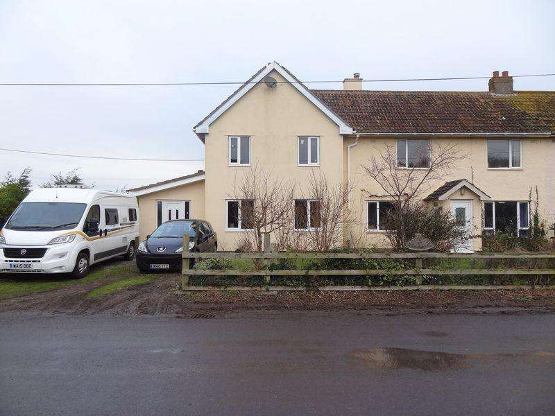 3 Bedrooms Semi Detached House for sale in 1 GOOSE GREEN COTTAGES