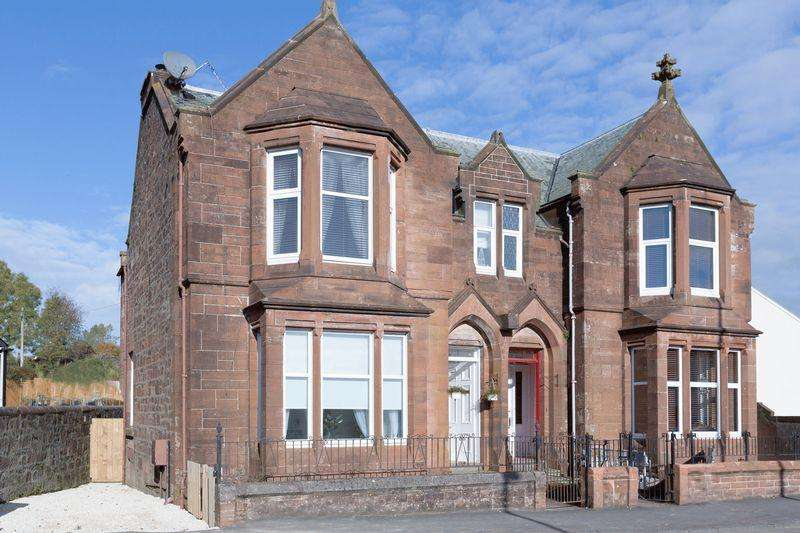 4 Bedrooms Semi-detached Villa House for sale in 6 Kirkoswald Road , Maybole , KA19 7DX