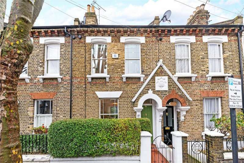 3 Bedrooms Terraced House for sale in Eland Road, Battersea, London, SW11