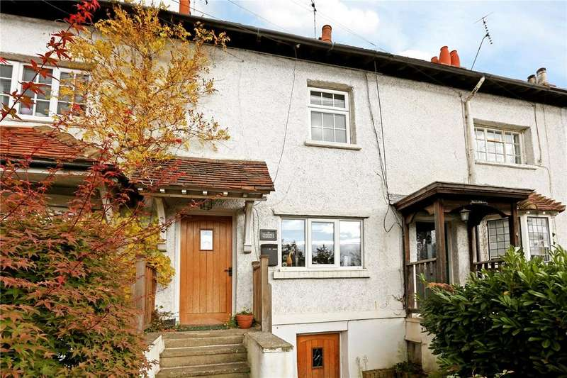 3 Bedrooms Terraced House for sale in Thames Terrace, Sonning, Berkshire, RG4