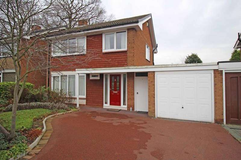 3 Bedrooms Detached House for sale in 23 Slack Walk, Worksop