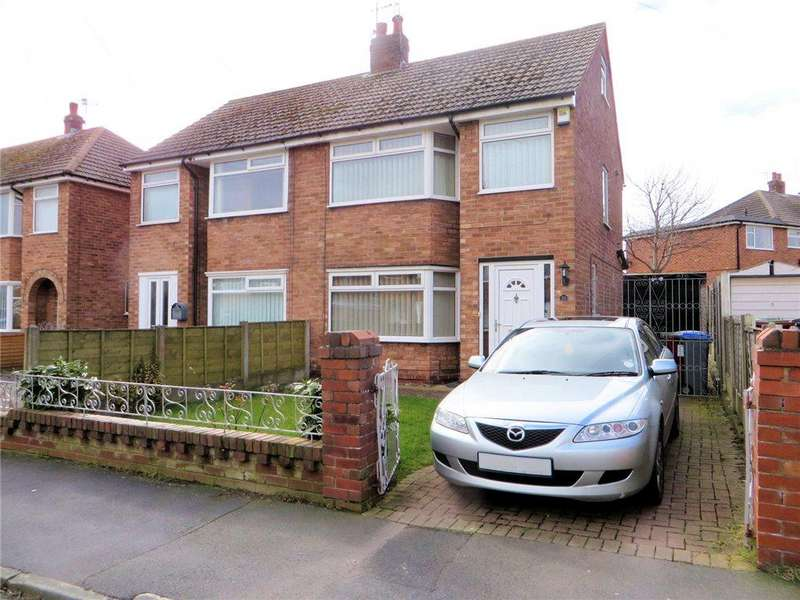 3 Bedrooms Semi Detached House for sale in Stainforth Avenue, Bispham, Blackpool