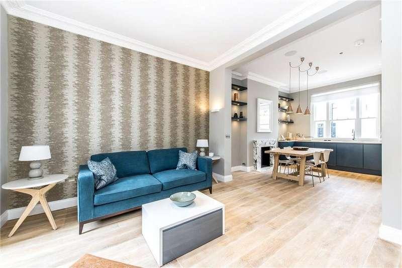 2 Bedrooms Maisonette Flat for sale in Fernshaw Road, Chelsea, London, SW10