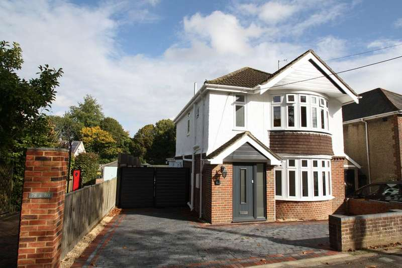 5 Bedrooms Detached House for sale in Andover