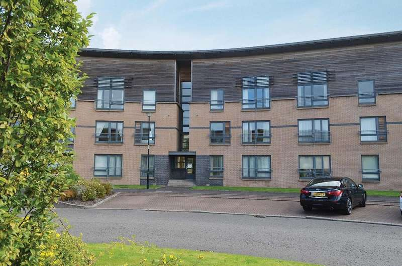 2 Bedrooms Ground Flat for sale in Cooperage Quay, Riverside, Stirling, Stirling, FK8 1JH