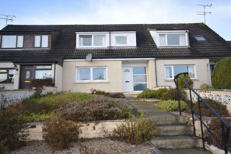 4 Bedrooms Terraced House for sale in Albert Street, Dunblane, Stirling, FK15 9DB
