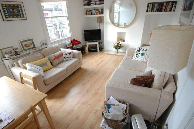 1 Bedroom Flat for sale in Fourth Avenue, Queens Park