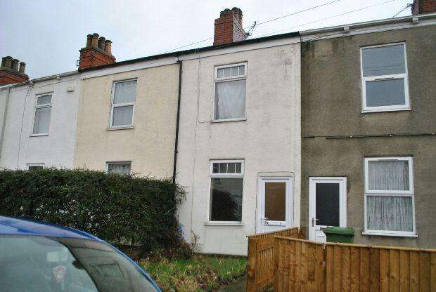2 Bedrooms Terraced House for sale in Macaulay Street, GRIMSBY