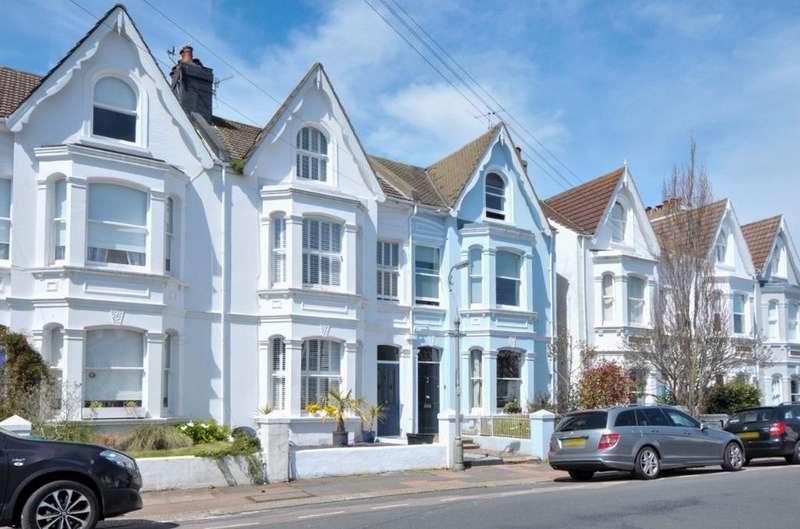 4 Bedrooms Terraced House for sale in Port Hall Road Brighton East Sussex BN1