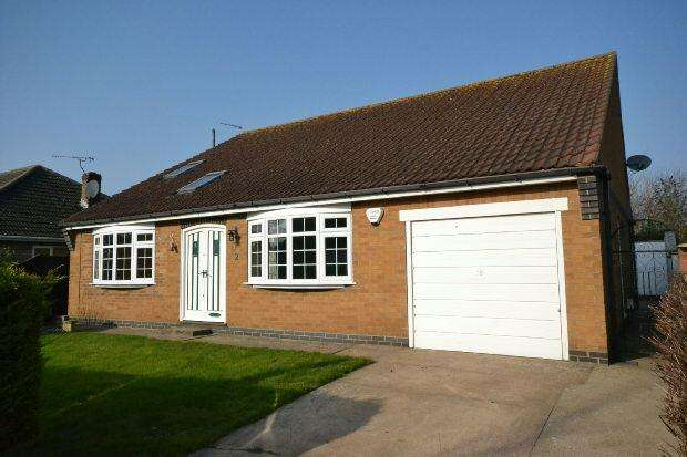 3 Bedrooms Detached Bungalow for sale in Haiths Lane, North Thoresby, GRIMSBY