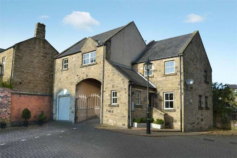 4 Bedrooms Detached House for sale in 6 Three Tuns Lane, Alnwick, Northumberland