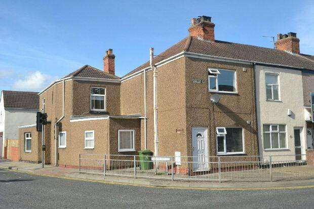 2 Bedrooms End Of Terrace House for sale in Ladysmith Road, GRIMSBY