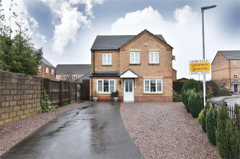 4 Bedrooms Detached House for sale in Friars Gate, Boston, Lincolnshire