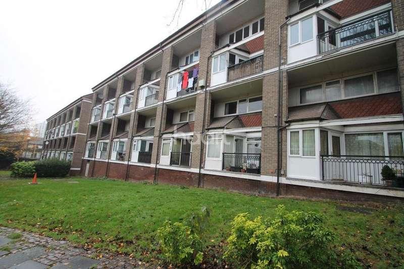 2 Bedrooms Flat for sale in Haywood Court, Sneinton