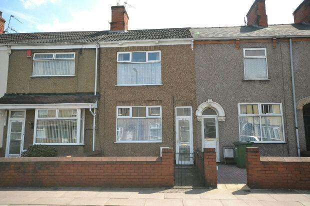 3 Bedrooms Terraced House for sale in Welholme Road, GRIMSBY