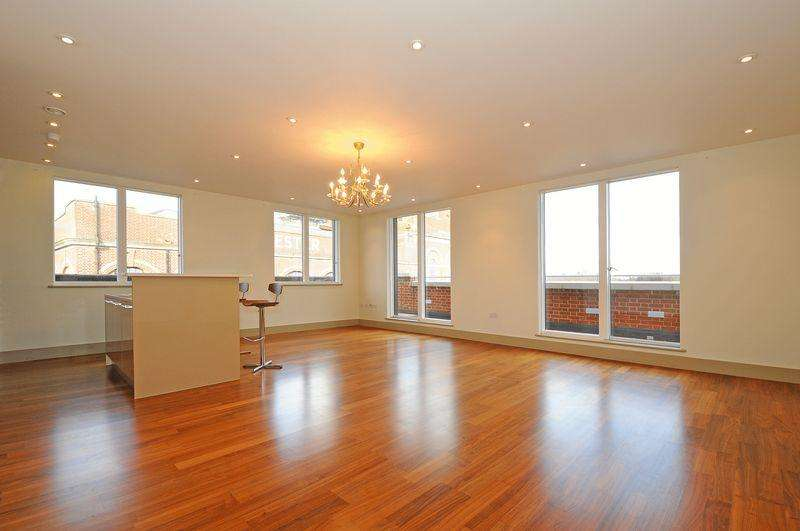 2 Bedrooms Apartment Flat for sale in BONDED STORES, BREWERY SQUARE