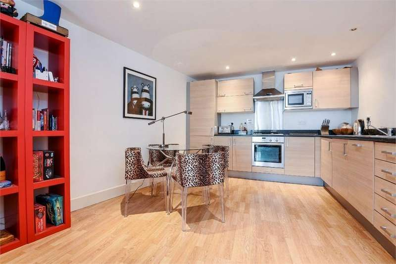 2 Bedrooms Flat for sale in Leatherworks, Tanner Street, London Bridge, SE1