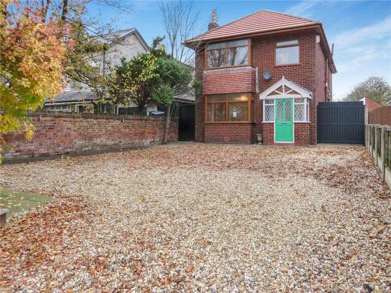 4 Bedrooms Detached House for sale in Low Moor Road, Bispham, Blackpool