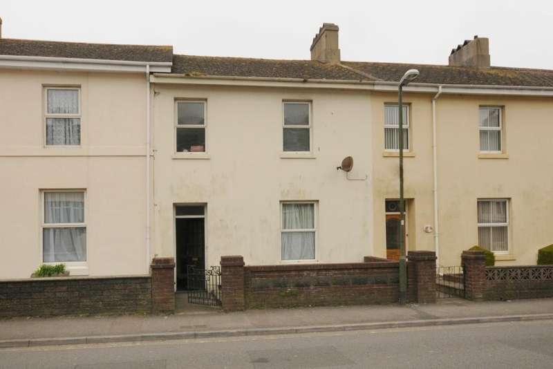 2 Bedrooms Flat for sale in Warbro Road, Torquay