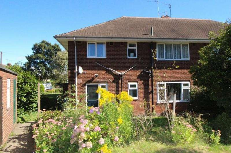 2 Bedrooms Flat for sale in 3 Princess Ann Road, Worksop