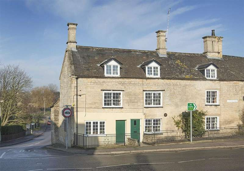 5 Bedrooms End Of Terrace House for sale in Stamford Road, Weldon, Northamptonshire
