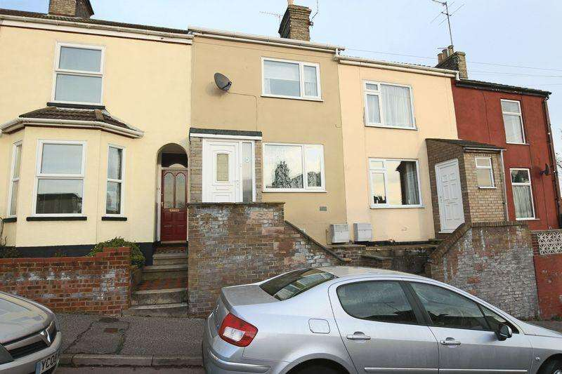 3 Bedrooms Terraced House for sale in Kent Road, Lowestoft