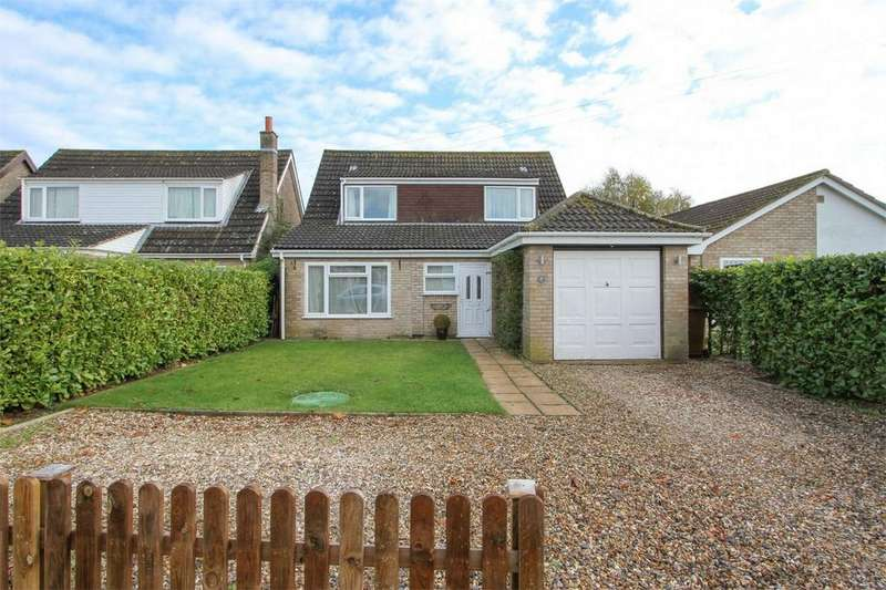 4 Bedrooms Chalet House for sale in Oaklands, Old Buckenham, Norfolk