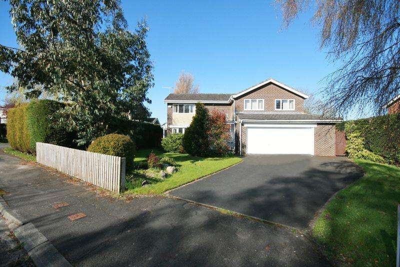 4 Bedrooms Detached House for rent in Meadowvale, Darras Hall, Ponteland