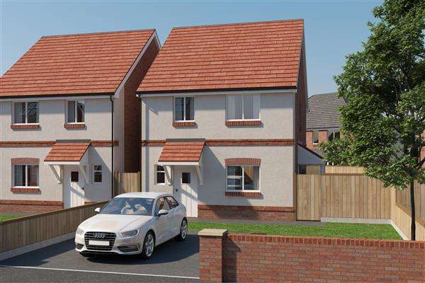 3 Bedrooms Detached House for sale in Mulberry Park, Forest Road, Ellesmere Port