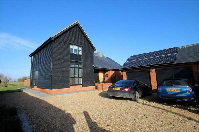 4 Bedrooms Barn Conversion Character Property for sale in Mill Lane, Salcott, MALDON, Essex