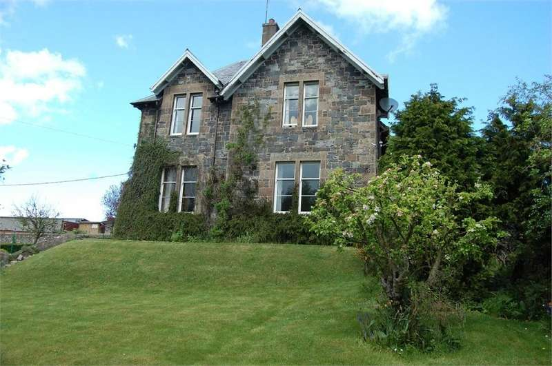 5 Bedrooms Detached House for sale in Kirkside, Grantshouse, Berwickshire, Scottish Borders