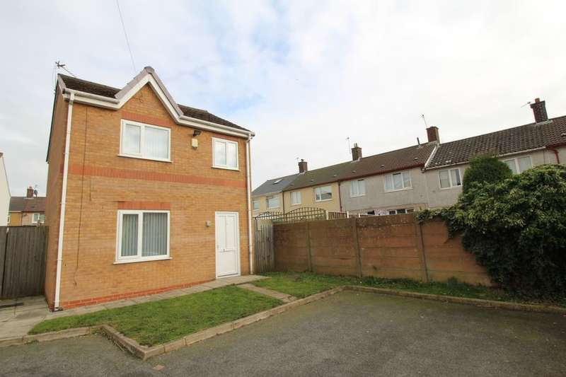 3 Bedrooms Detached House for sale in Roman Way, Liverpool, L33